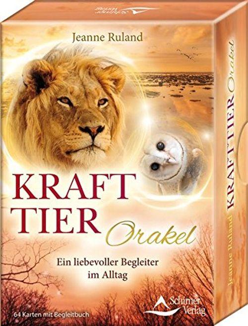 photo Wallpaper of -Das Krafttier Orakel: Ein Liebevoller Begleiter Im Alltag  -