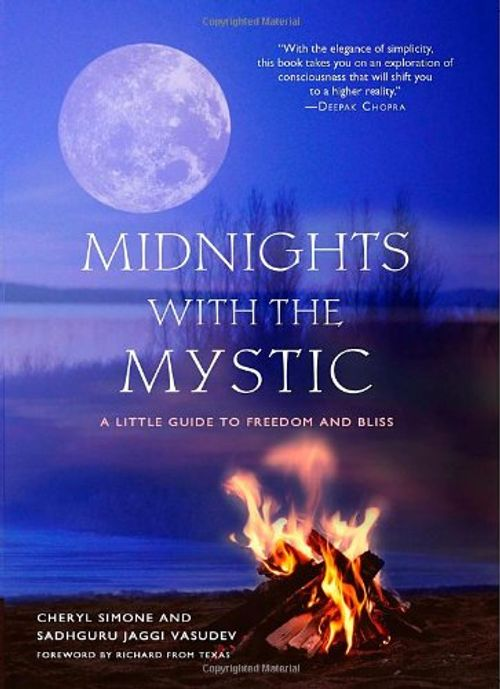 photo Wallpaper of -Midnights With The Mystic: A Little Guide To Freedom And Bliss: A Little-