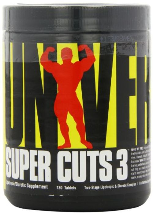 photo Wallpaper of Universal Nutrition-Universal Nutrition Super Cuts 3   130 Tabletas-
