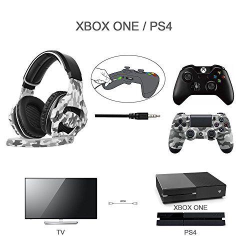 photo Wallpaper of Sades-[SADES 2017 Multi Platform Neue Xbox One PS4 Gaming Headset], SA810-SA810
