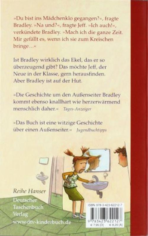photo Wallpaper of -Bradley   Letzte Reihe, Letzter Platz (Reihe Hanser, Band-