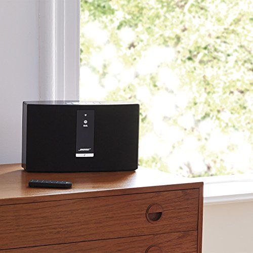 photo Wallpaper of Bose-Bose SoundTouch 20 Series III Kabelloses Music System (geeignet Für Alexa) Schwarz-Schwarz