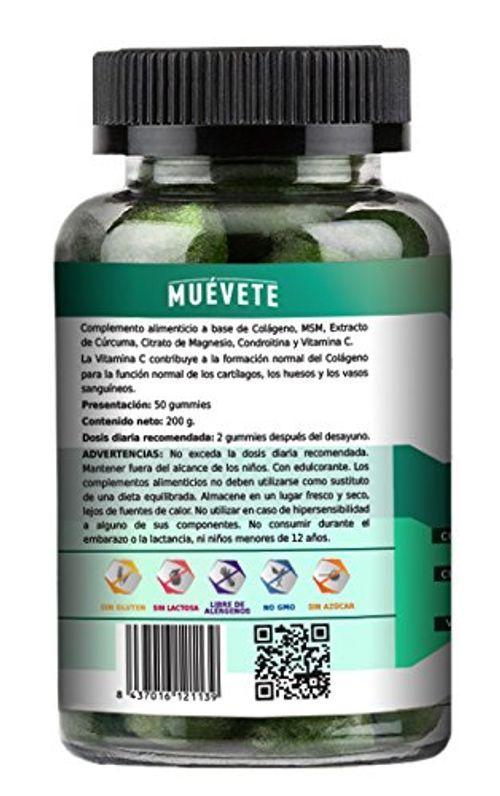 photo Wallpaper of Healthy Fusion-Cúrcuma Pura Con Colágeno, Magnesio, Condroitina, MSM Y Vitamina C – Componentes-Arandano