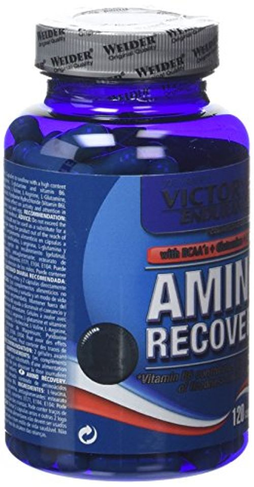 photo Wallpaper of Weider-Weider Victory Endurance, Amino Recovery   120 Capsulas-