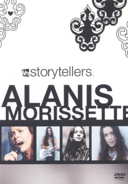 photo Wallpaper of Unbekannt-Alanis Morissette   VH1 Storytellers-