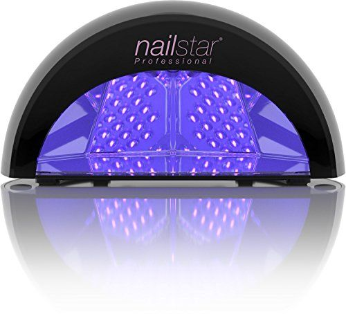 photo Wallpaper of NailStar-NailStar™ Lámpara LED Profesional, Secador De Uñas En Manicuras De Shellac Y-Negro