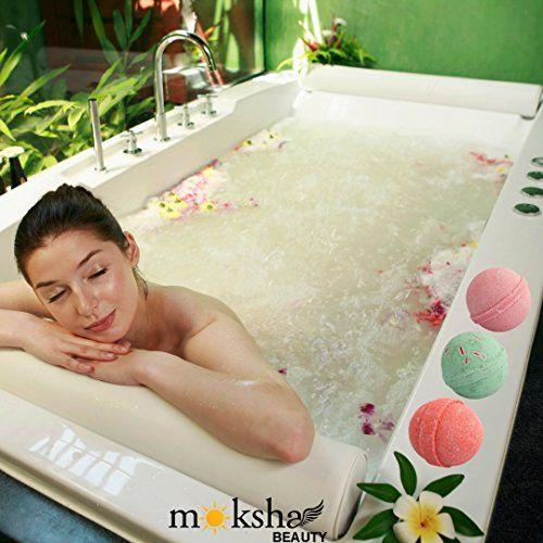 photo Wallpaper of Moksha Beauty-Set De Regalo De Bombas De Baño   8-