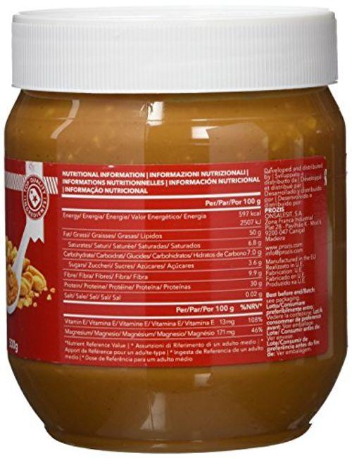 photo Wallpaper of Prozis Foods-Prozis Foods Crema De Cacahuete, Sabor Crujiente   500 Gramos-