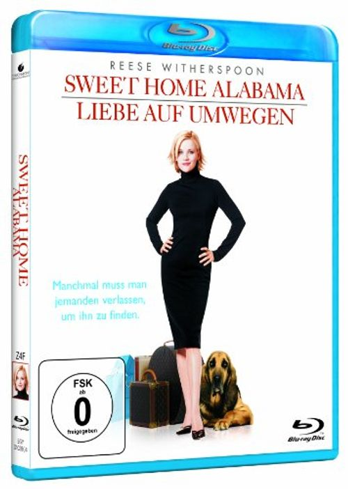 photo Wallpaper of WITHERSPOON REESE-Sweet Home Alabama   Liebe Auf Umwegen [Blu Ray]-