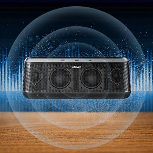 photo Wallpaper of Anker-Anker SoundCore Pro 25W Premium Bluetooth Lautsprecher Mit Druckvollem Bass, High Definition-