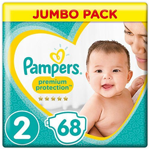 photo Wallpaper of Pampers-Pampers New Baby   Pañales, Talla 2 (3 6 Kg), Paquete Jumbo-