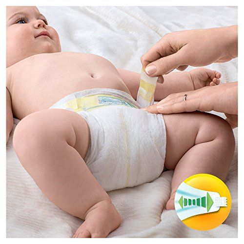 photo Wallpaper of Pampers-Pampers   Premium Protection   Couches Taille 3-Blanco
