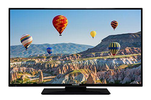 photo Wallpaper of Techwood-Techwood F40T11A 102 Cm (40 Zoll) Fernseher (Full HD, Triple Tuner)-Schwarz