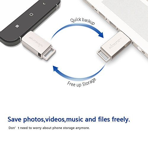 photo Wallpaper of Maxchange-Maxchange Memory Stick USB 3.0 Flash Drive 32GB Für Android Smartphone Und-Silber