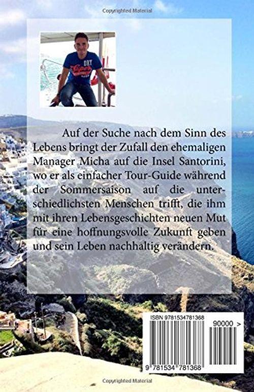 photo Wallpaper of -Nächster Halt: Santorini: Begegnungen Eines Sommers-