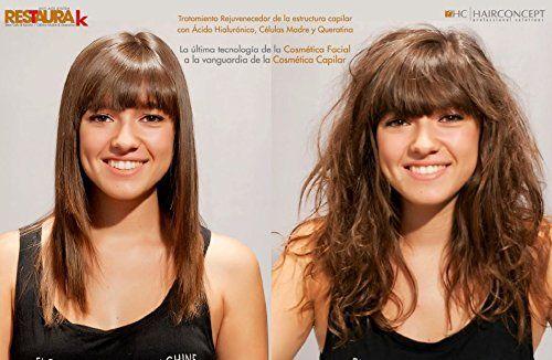 photo Wallpaper of HC HairConcept-HAIRCONCEPT RESTAURA K Kit Cabellos CRESPADOS Botos Regenerador Celulas Madre Y Queratina 500 +-