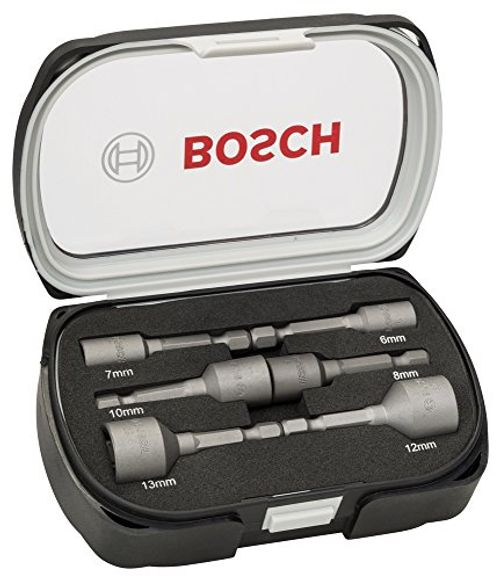 photo Wallpaper of Bosch Professional-Bosch Professional 6tlg. Steckschlüssel Set Für Sechskantschrauben-