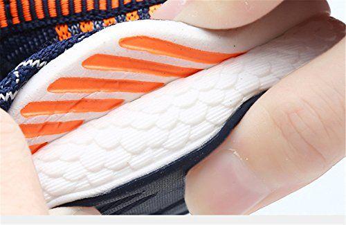 photo Wallpaper of ZanYeing-Unisex Sportschuhe Atmungsaktives Mesh Wander Belüftung Trekking Wanderhalbschuhe Sneakers Outdoorschuhe Casual-Blau