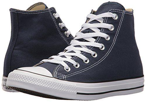 photo Wallpaper of Converse-Converse Chuck Taylor All Star, Unisex Erwachsene Hohe Sneakers, Blau (Navy Blue),-Blau (Navy Blue)