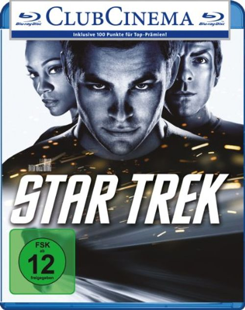 photo Wallpaper of Universal Pictures-Star Trek [Blu Ray]-