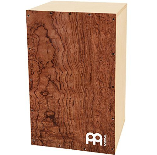 photo Wallpaper of Meinl-Meinl DMYO CAJ BU Cajon Bausatz Bubinga + KEEPDRUM Sitzpad CP 01-