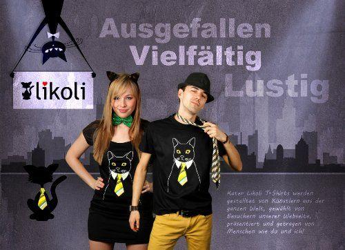 photo Wallpaper of Likoli-Professional Fangirl   Damen T Shirt Von Kater Likoli, Gr.-French Navy