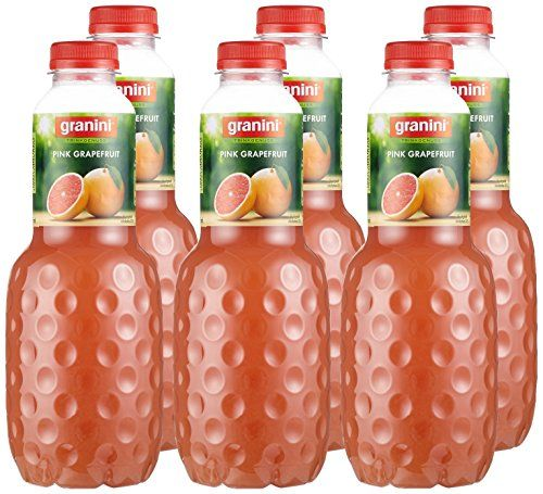 photo Wallpaper of Granini-Granini Pink Grapefruit, 6er Pack (6 X 1 L) Flasche-