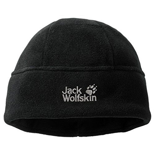 photo Wallpaper of Jack Wolfskin-Jack Wolfskin Herren Mütze Stormlock, Black, L, 19403 600004-Black