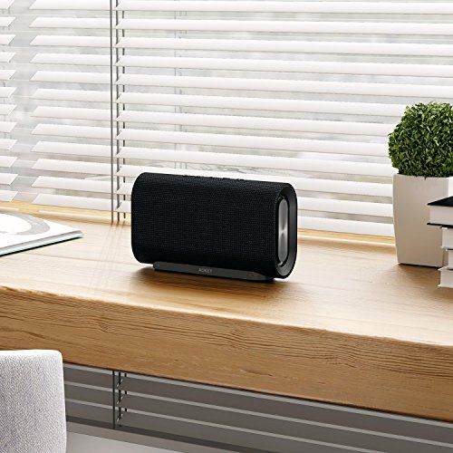 photo Wallpaper of AUKEY-AUKEY Eclipse Bluetooth Lautsprecher 20W Verstärkender Bass Mit 12 Stunden-schwarz