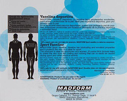 photo Wallpaper of Madform-MADFORM Vaselina Deportiva 24 Monodosis-Transparente