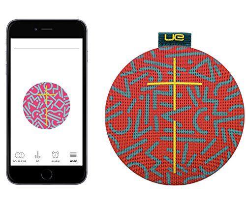 photo Wallpaper of Ultimate Ears-UE ROLL Lautsprecher (Bluetooth, Wasserdicht, Schlagfest) Rot-Rot