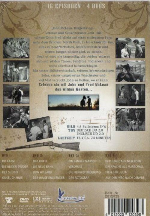photo Wallpaper of -Westlich Von Santa Fe: Season 1   16 Episoden-