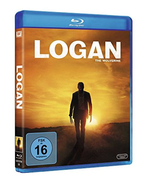 photo Wallpaper of 20th Century Fox Home Entertainment-Logan   The Wolverine [Blu Ray]-