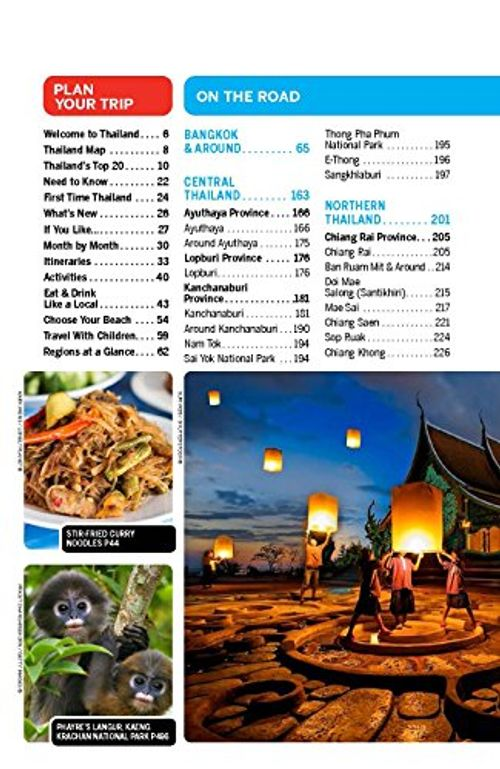 photo Wallpaper of -Thailand (Lonely Planet Travel Guide)-
