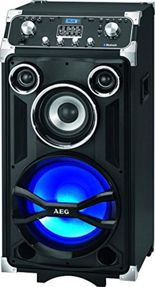 photo Wallpaper of AEG-AEG EC 4834 Entertainment Center Soundbar Schwarz-