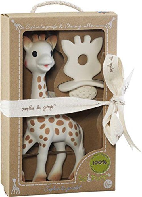 photo Wallpaper of Sophie la girafe-Sophie La Girafe 616624   Juguete + Chupete, 100% Hevea Natural-