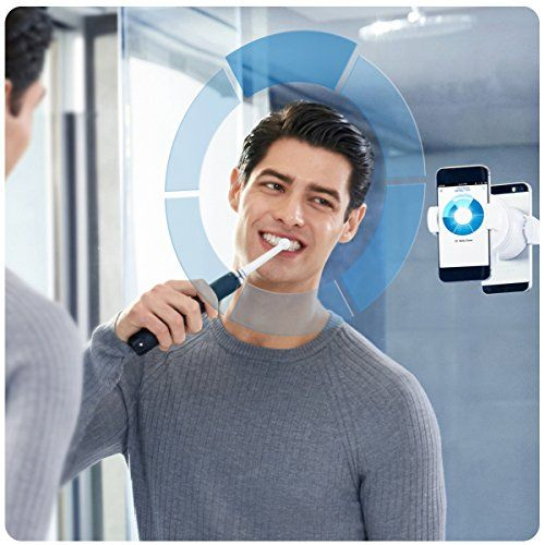 photo Wallpaper of Oral-B-Oral B Genius 9000   Cepillo De Dientes Eléctrico, SmartRing,-Negro
