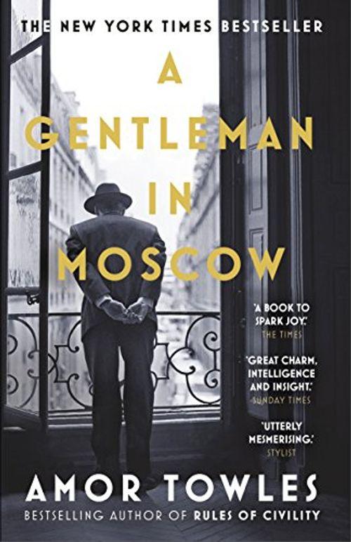 photo Wallpaper of Random House UK Ltd-A Gentleman In Moscow-