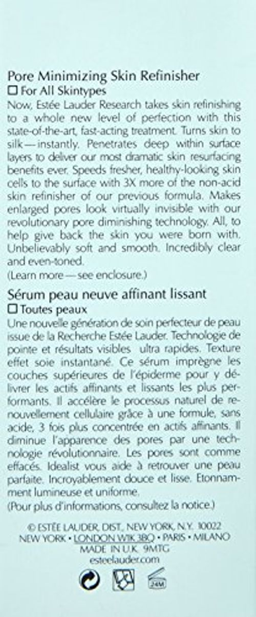 photo Wallpaper of ESTÉE LAUDER-ESTÉE LAUDER IDEALIST Pore Minimizing Skin Refinisher 50 Ml-