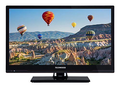 photo Wallpaper of Techwood-Techwood H24T11A 60 Cm (24 Zoll) Fernseher(HD Ready, Triple Tuner)-Schwarz