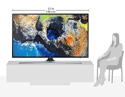 photo Wallpaper of Samsung-Samsung MU6179 163 Cm (65 Zoll) Fernseher (Ultra HD, HDR, Triple Tuner, Smart-Schwarz