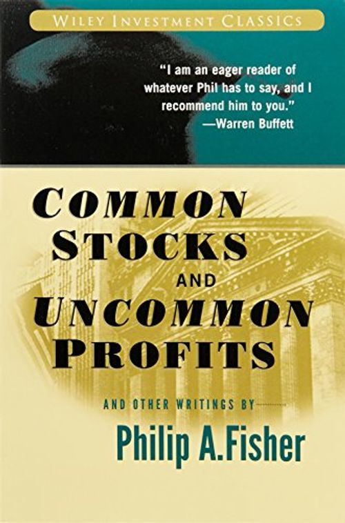 photo Wallpaper of -Common Stocks And Uncommon Profits And Other Writings (Wiley Investment-