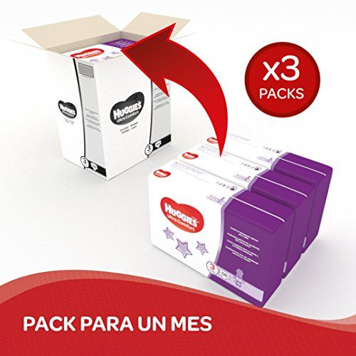 photo Wallpaper of Huggies-Huggies Ultra Comfort Pañales Talla 3 (4 9 Kg)   168-Weiss