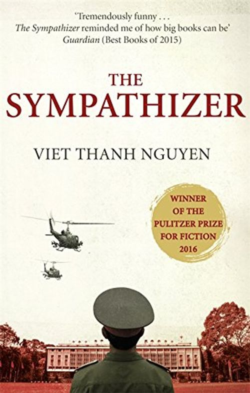 photo Wallpaper of Little, Brown Book Group-The Sympathizer: Winner Of The Pulitzer Prize For Fiction-