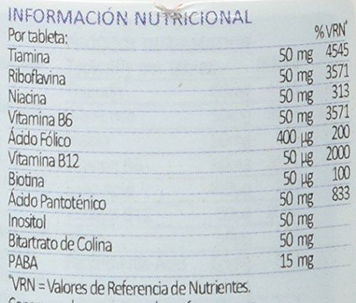 photo Wallpaper of Lamberts-Lamberts Vitamina B 50 Complex   60 Tabletas-