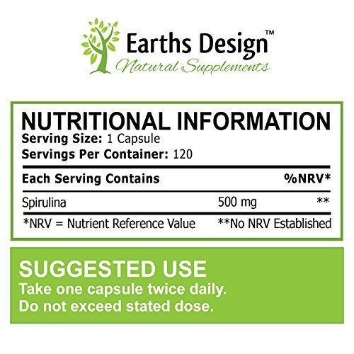 photo Wallpaper of Earths Design-Extracto De Espirulina   Espirulina Pura En Polvo 500mg-