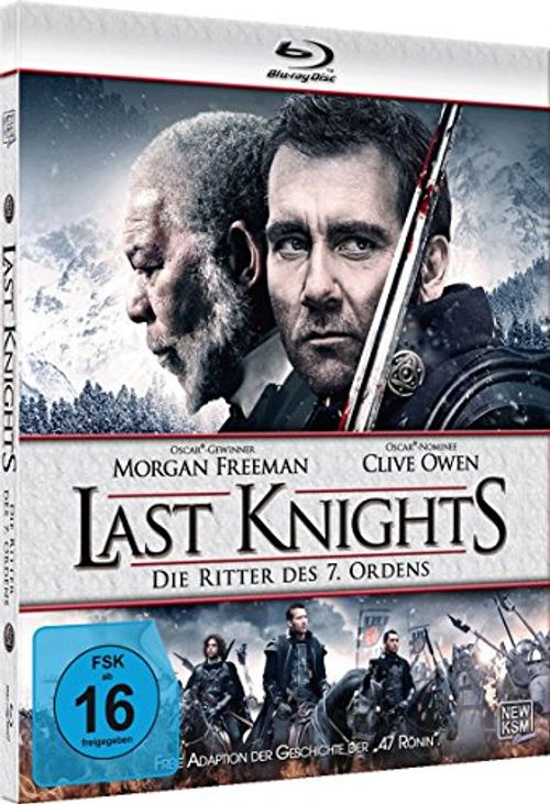 photo Wallpaper of KSM GmbH-Last Knights   Die Ritter Des 7. Ordens [Blu Ray]-