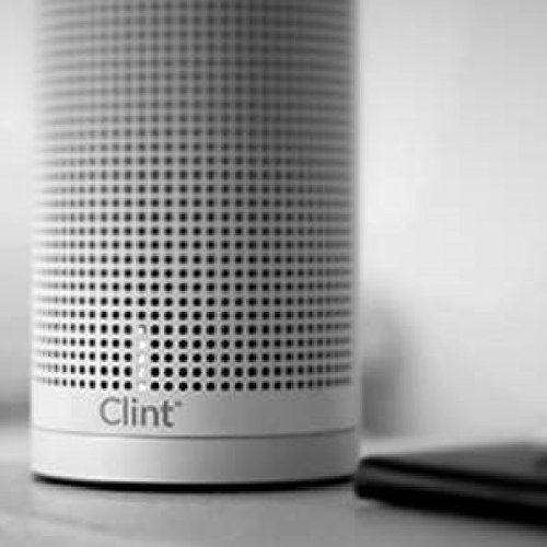 photo Wallpaper of Clint-Clint Freya Tragbare WLAN Streaming Lautsprecher, App Steuerung Kreideweiß-kreideweiß