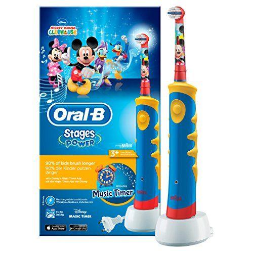 photo Wallpaper of Oral-B-Oral B Stages Power Kids   Cepillo De Dientes Eléctrico Con Diseno Mickey-Multicolor