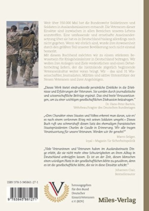 photo Wallpaper of -Die Unsichtbaren Veteranen: Kriegsheimkehrer In Der Deutschen Gesellschaft-
